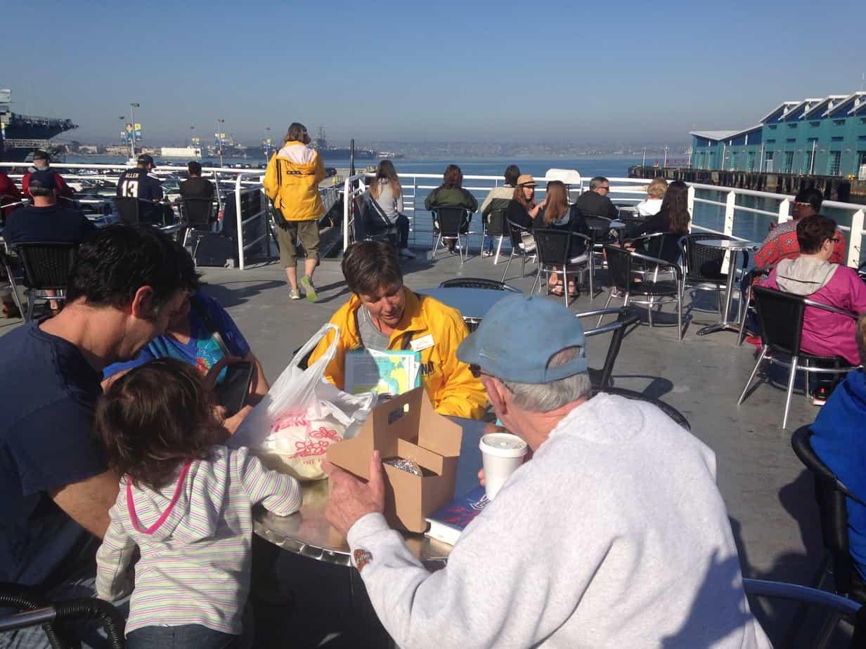 Hornblower San Diego