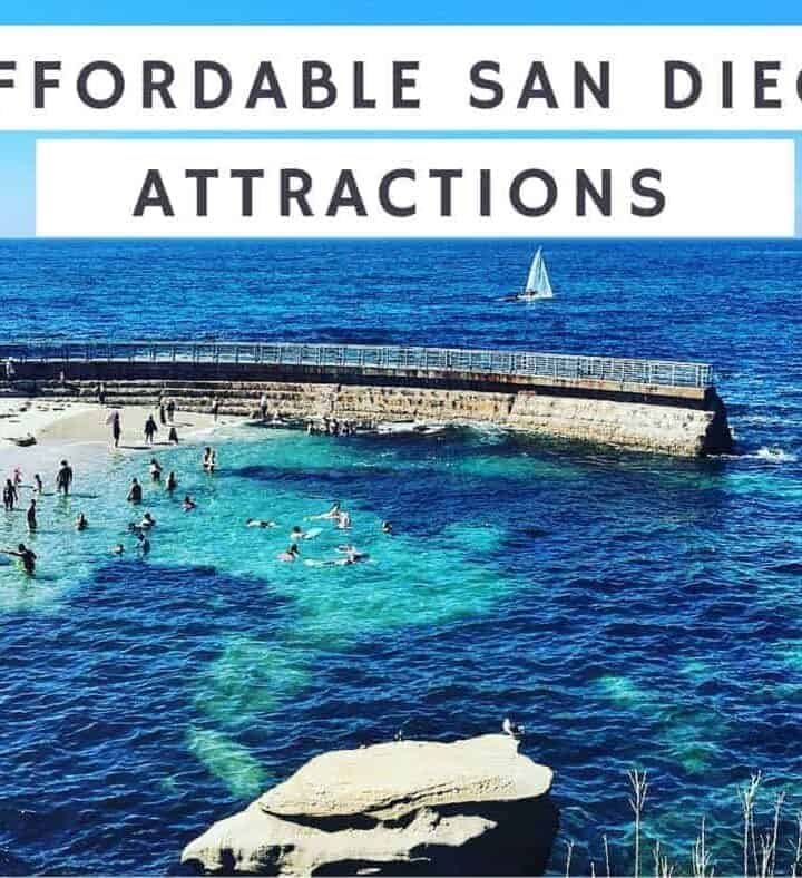 affordable San diego attractions
