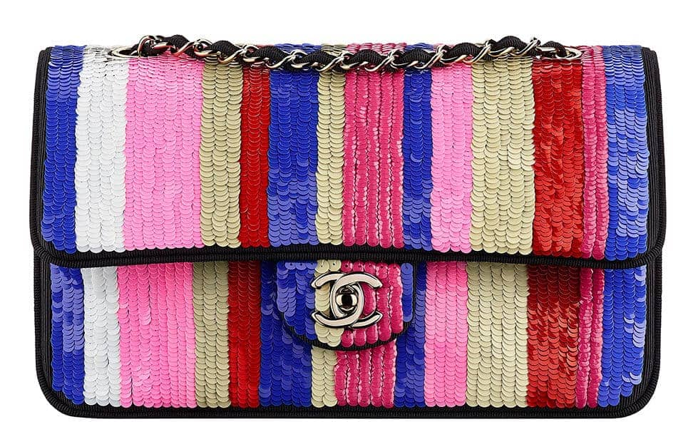 Chanel Cruise 2016 Runway Bag Collection (Sneak Peek)