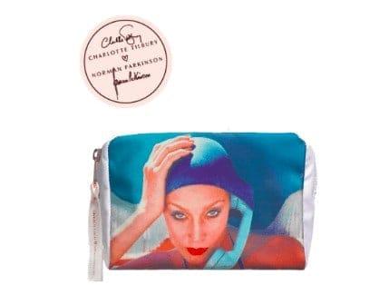 Charlotte Tilbury X Norman Parkinson On Call make Up Bag