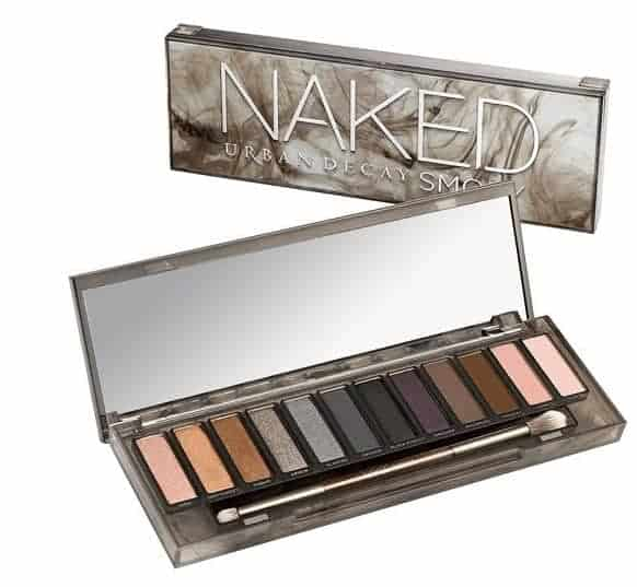 Urban Decay Naked Smoky Palette is Available Online!
