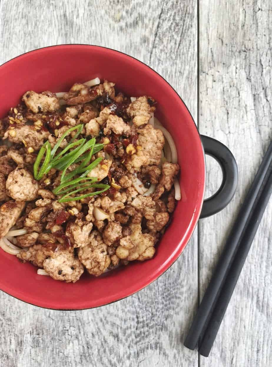 Spicy Sichuan Noodle Recipe