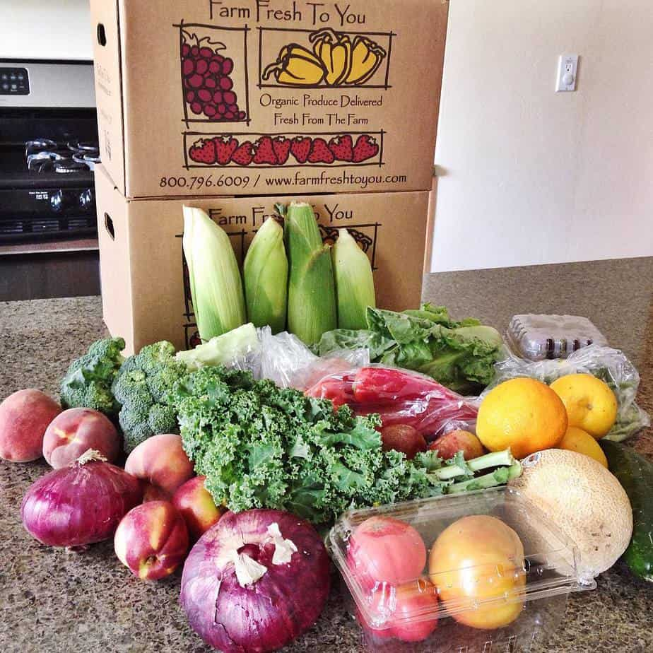 Farm Fresh To You: Save Time and Money on Organic Produce