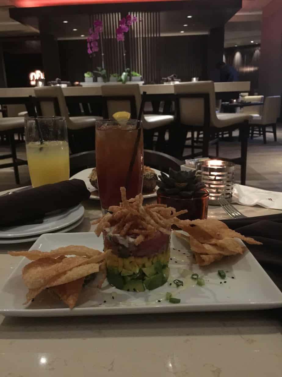 Anaheim Marriott – nFuse Restaurant