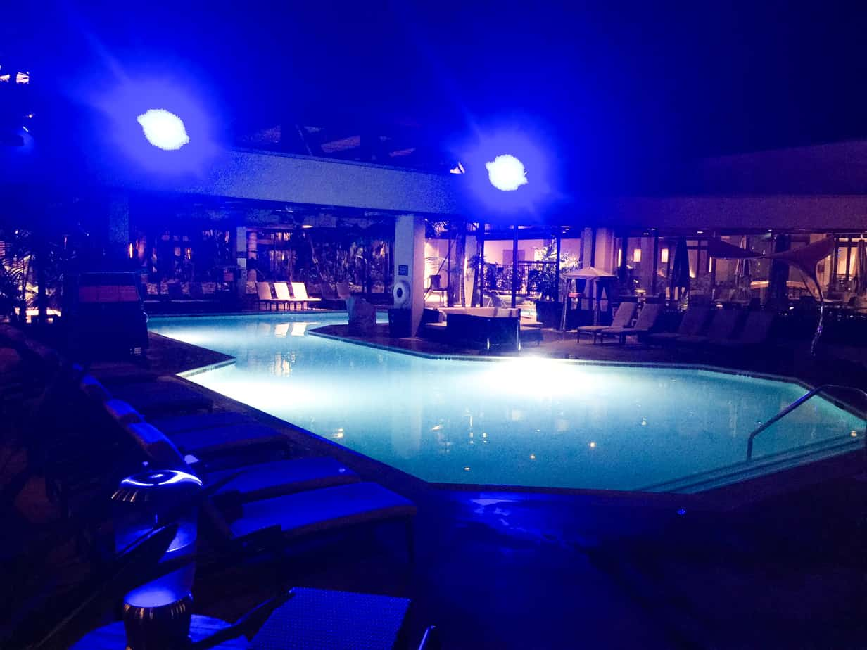 Anaheim Marriott – Pool