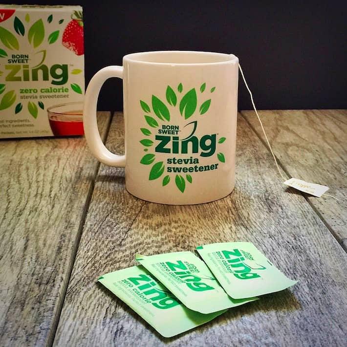 Zing™ Zero Calorie Stevia Sweetener