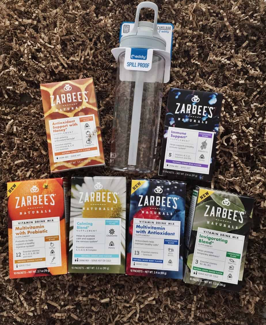 Zarbee's New Multivitamin with Antioxidant Supplement