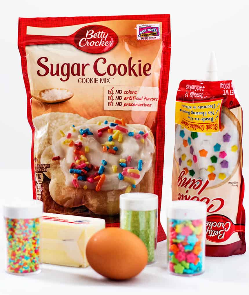 Sugar Cookies - Betty Crocker