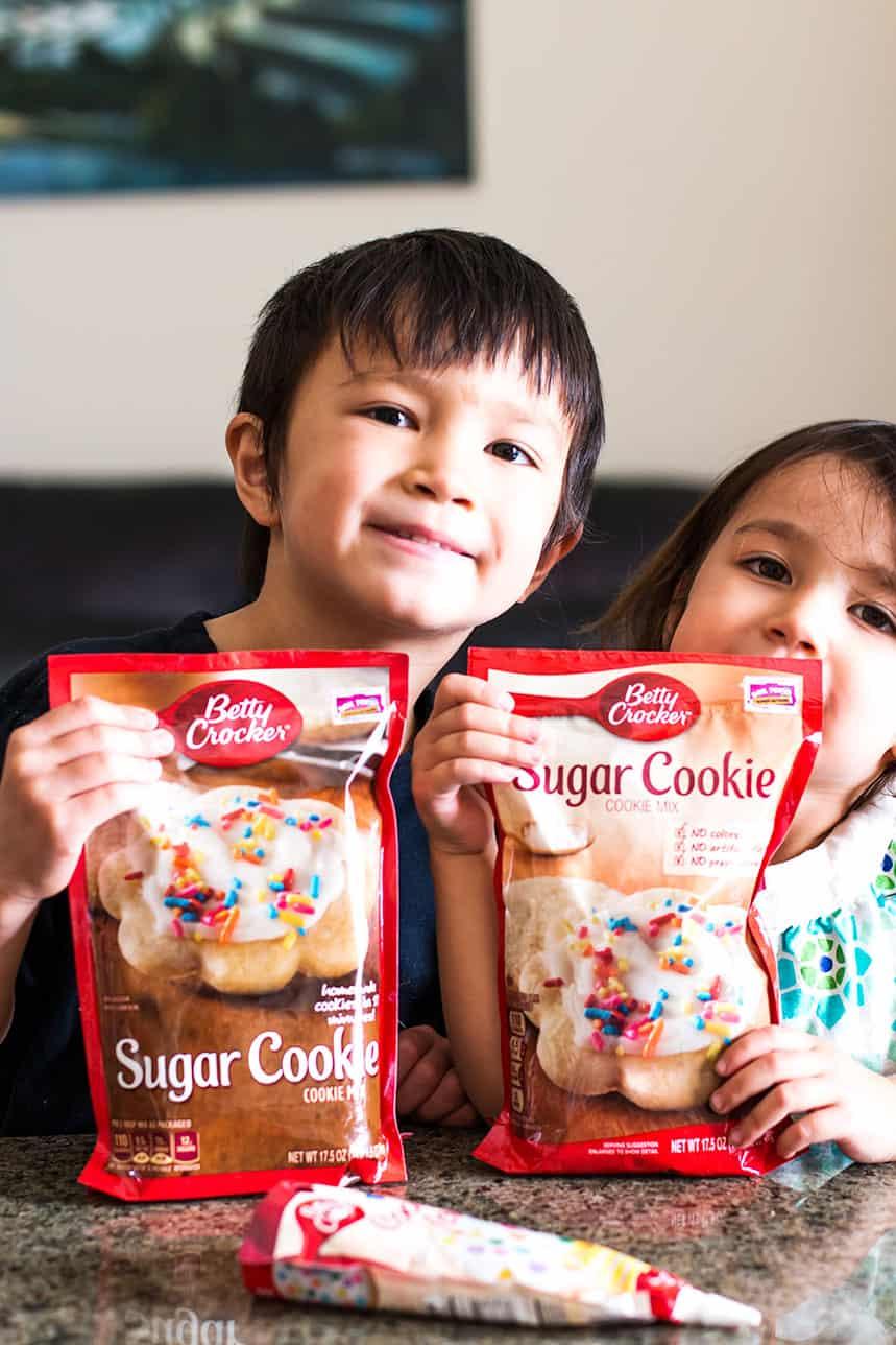 Sugar Cookies - Betty Crocker