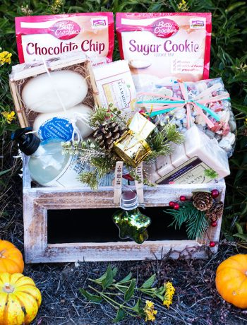 Cute Holiday Gift Basket - Betty Crocker