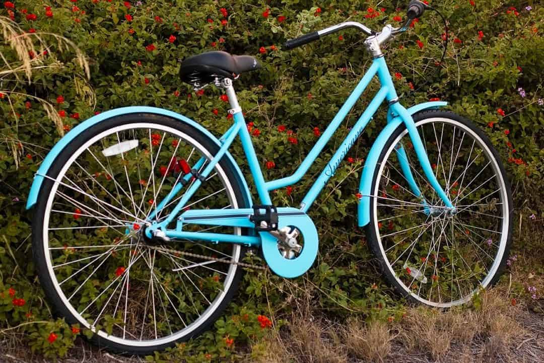 Americano Three Women's City Bike - 2015