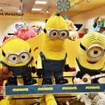 Build A Bear - Minion