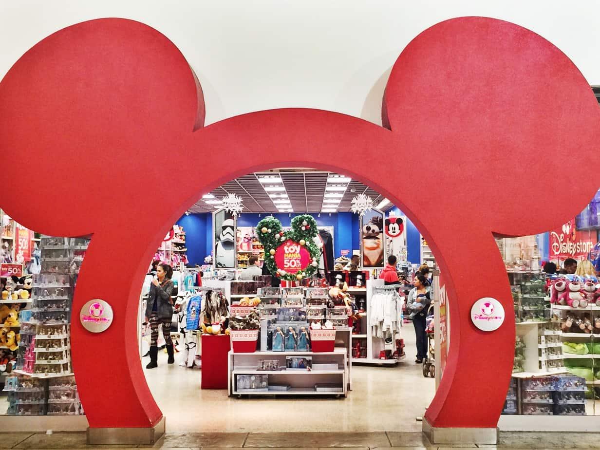 Disney Store Ontario Mills