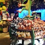 The Rainforest Café Inside
