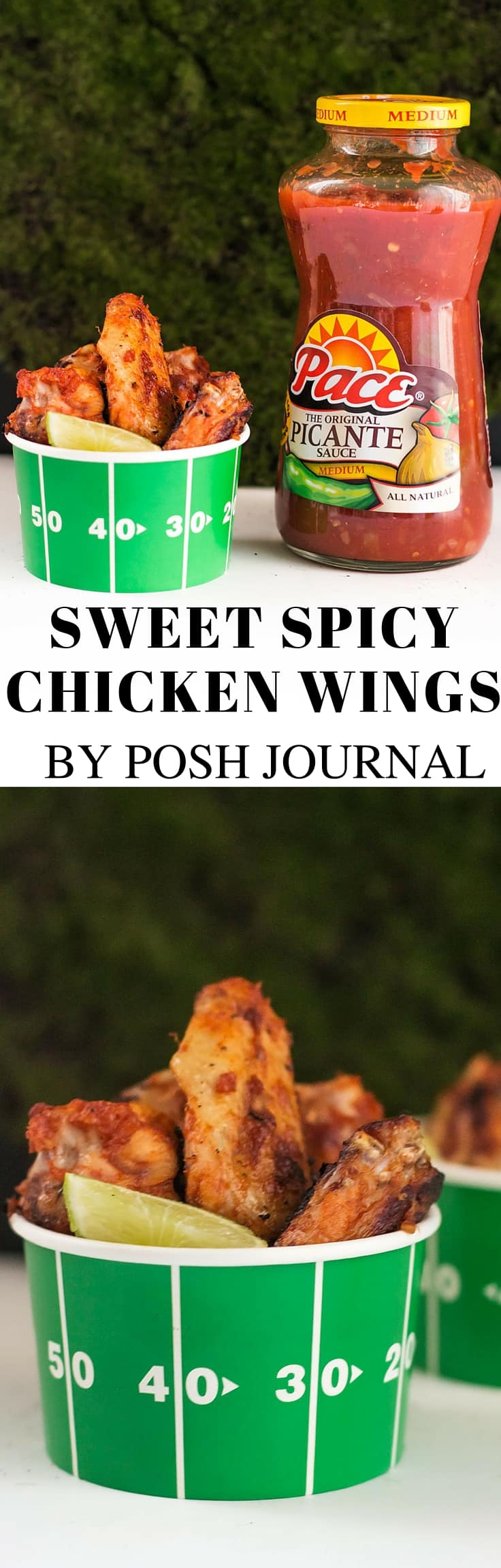 SWEET SPICY CHICKEN WINGS PINTEREST