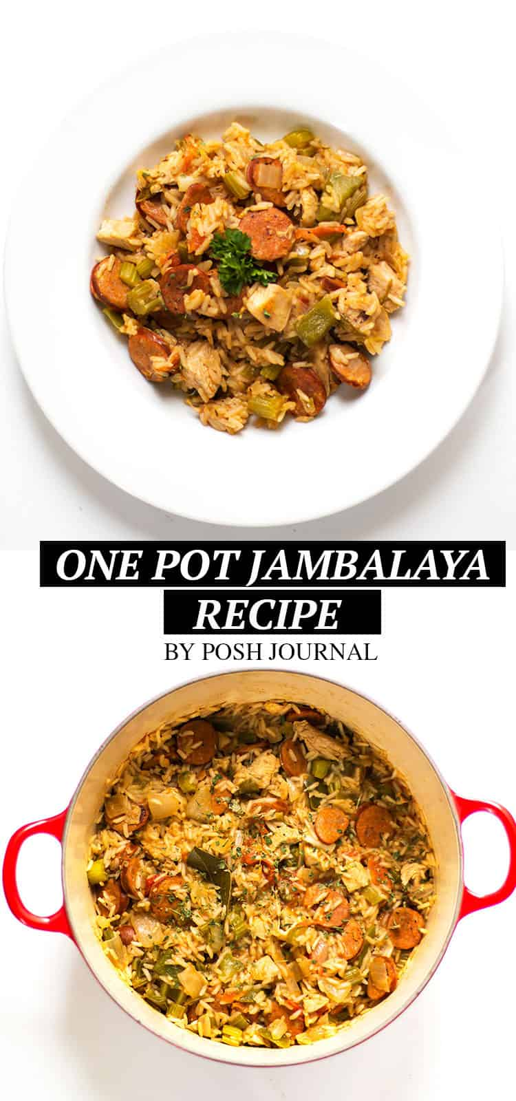 Easy Chicken Jambalaya Recipe