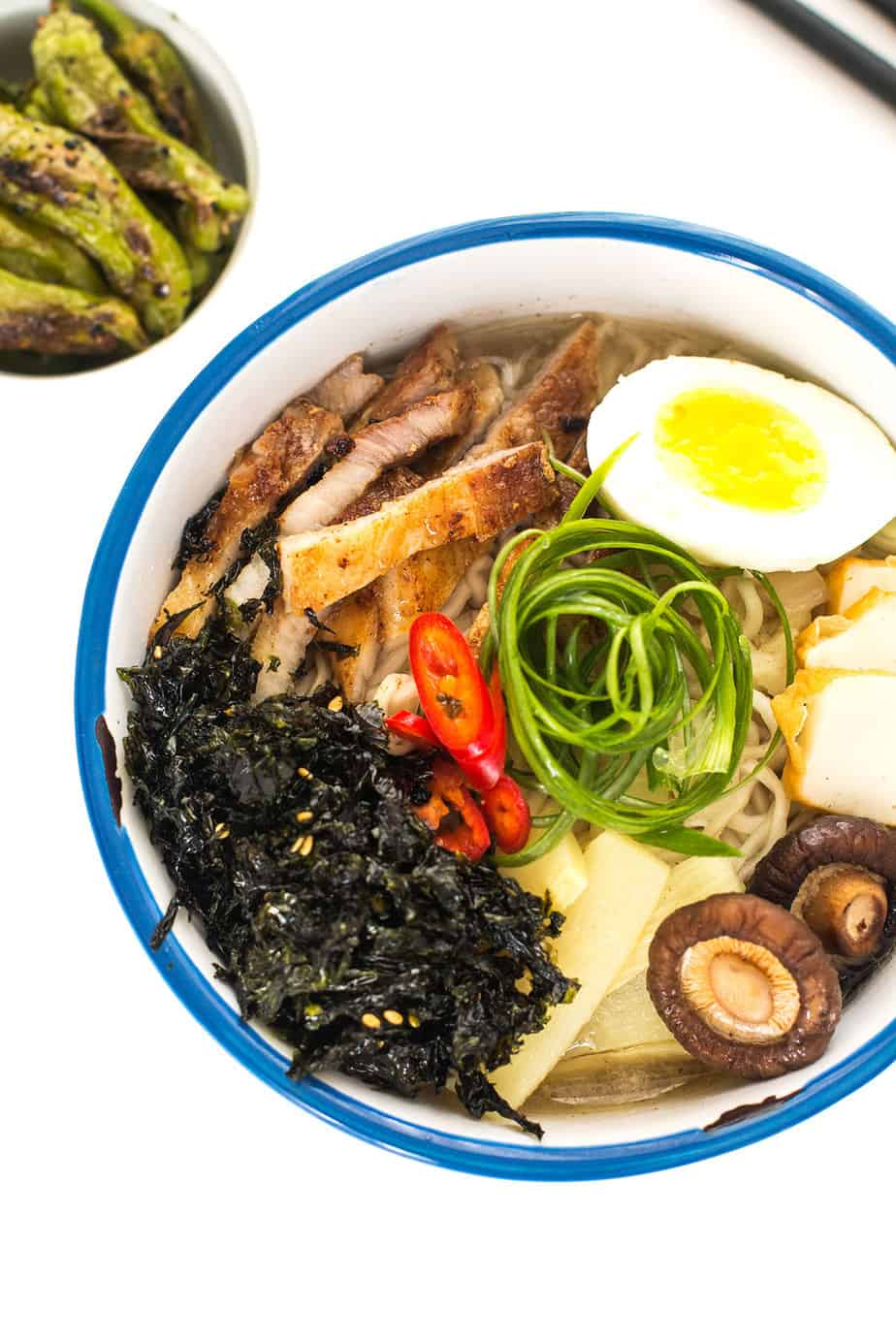 Combating A Cold Flu Slow Cooker Ramen Recipe Posh Journal