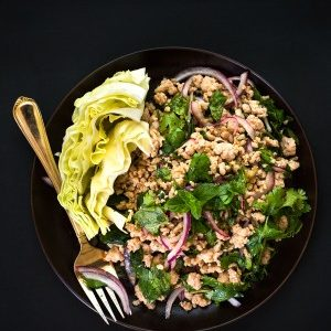 EASY LARB RECIPE