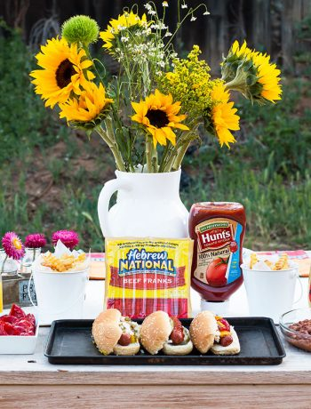 hot-dog-bar-bbq-party-idea