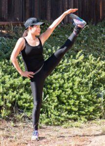 The Evolution of My 4 Yoga Looks