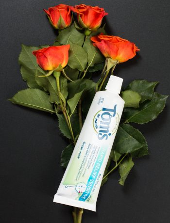 Tom's Maine Rapid Relief Sensitive Toothpaste