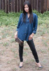 ann-taylor-denim-shirt-fashion-look