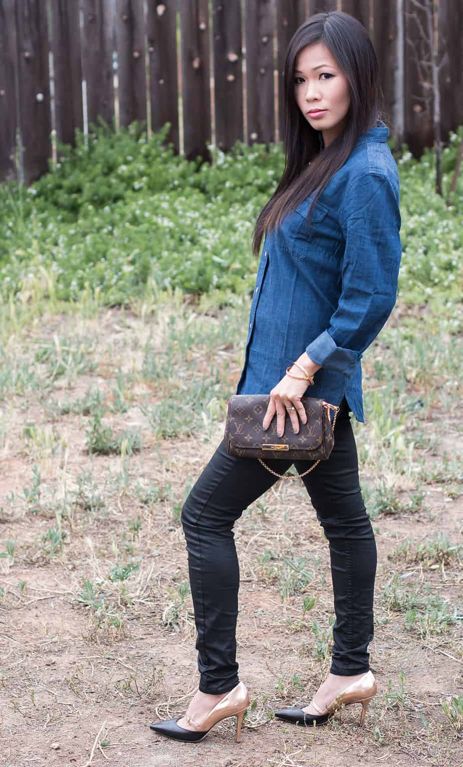 ann-taylor-denim-shirt-fashion-look