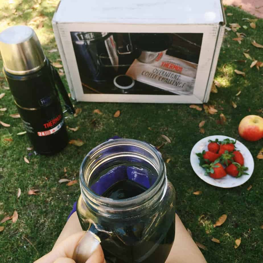 Coffee confessions thermos