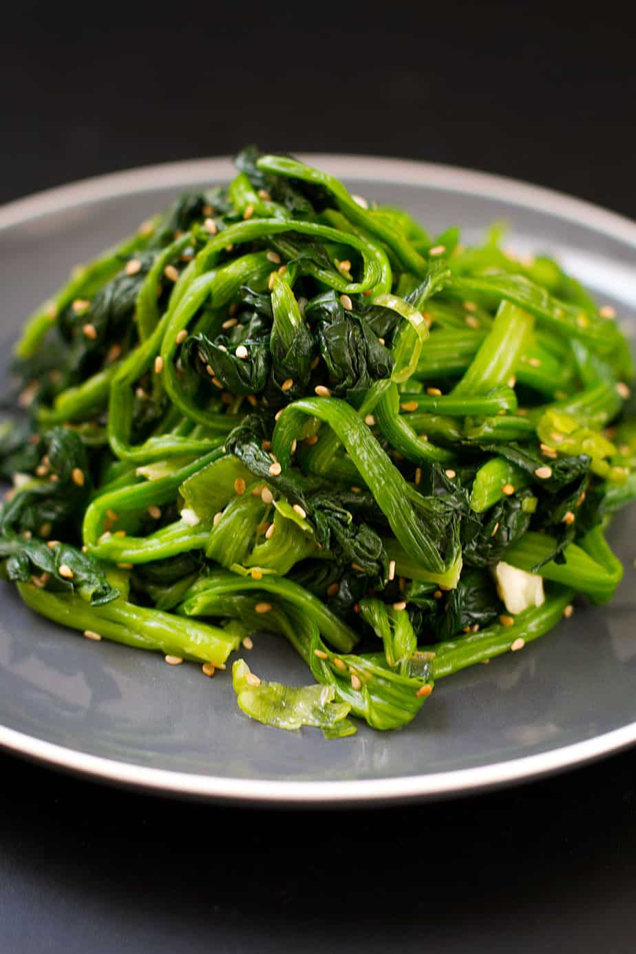 Korean-Spinach-Salad