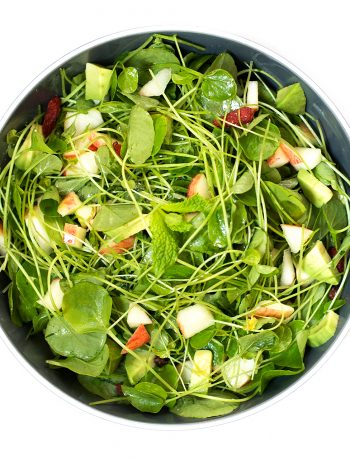 watercress salad