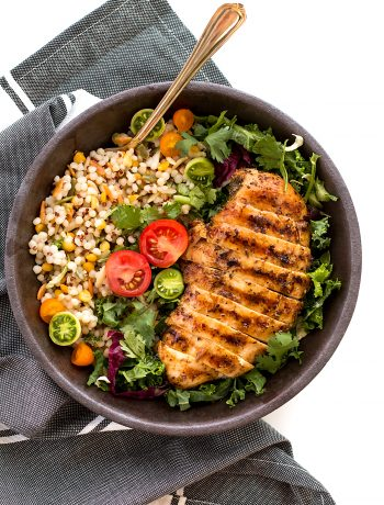 Za'atar Roasted Chicken Breast