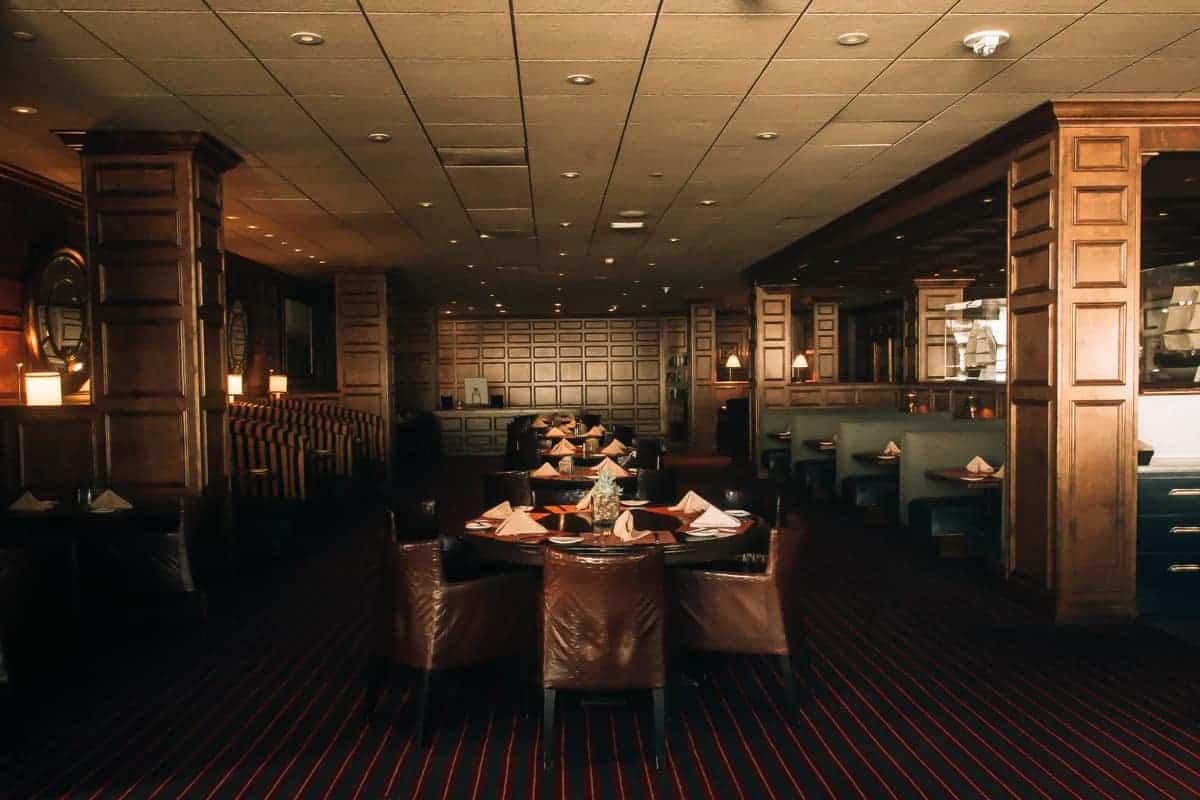 Jacks Restaurant Portola Hotel