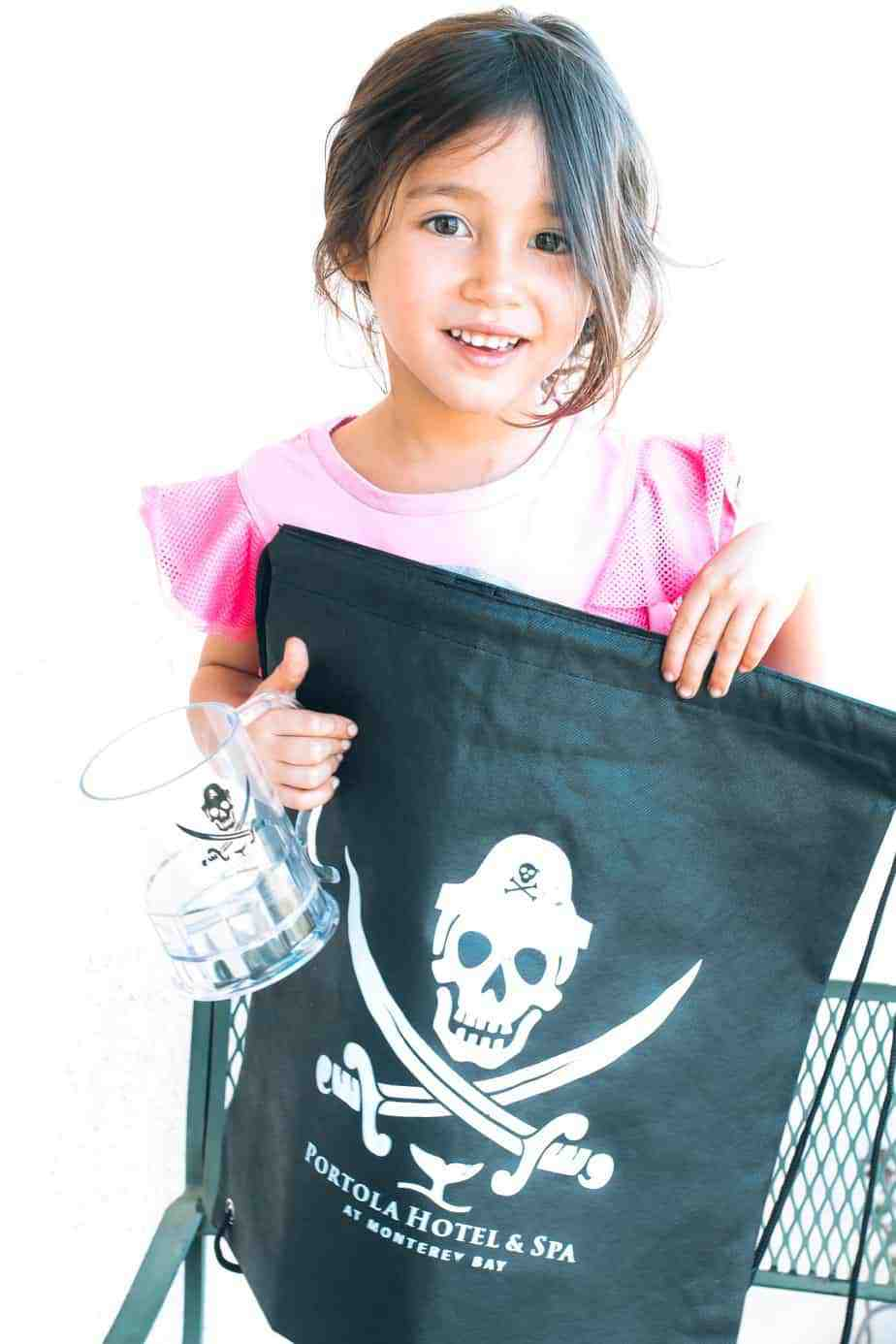portola hotel and spa pirate program