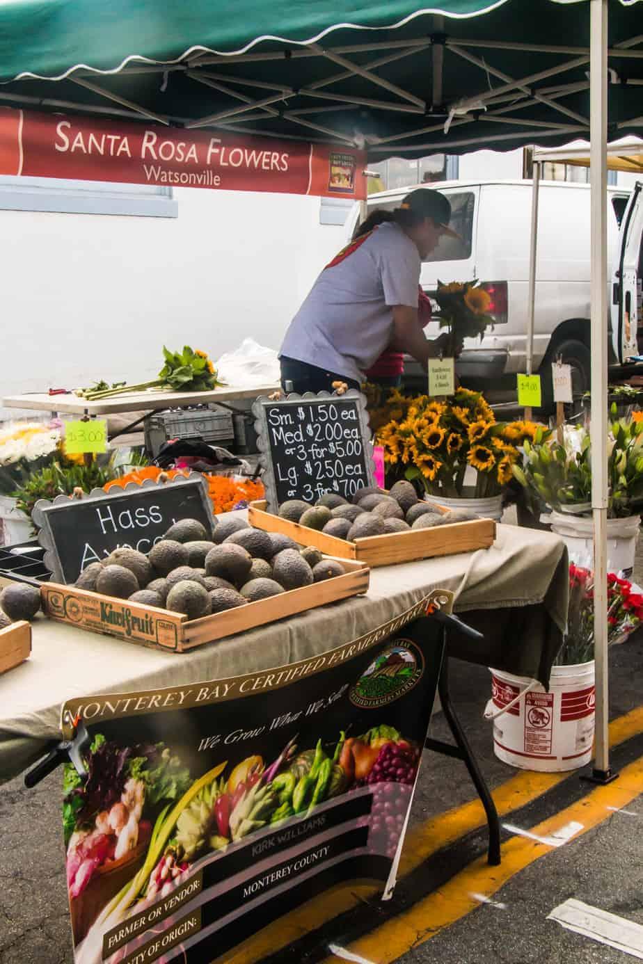 see monterey farmers market