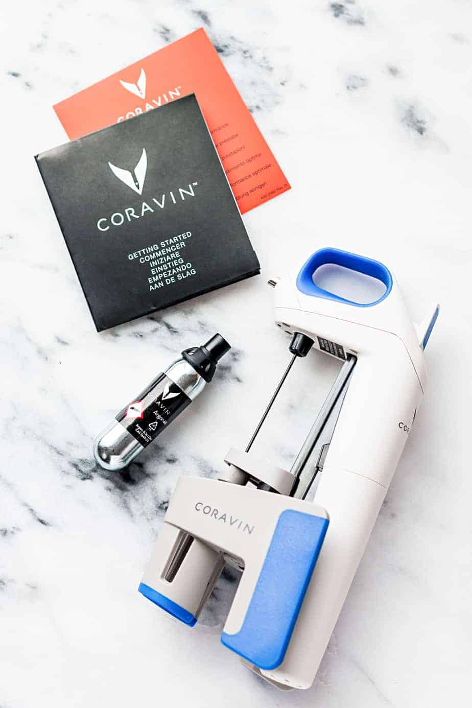 CORAVIN MODEAL ONE WINE SYSTEM