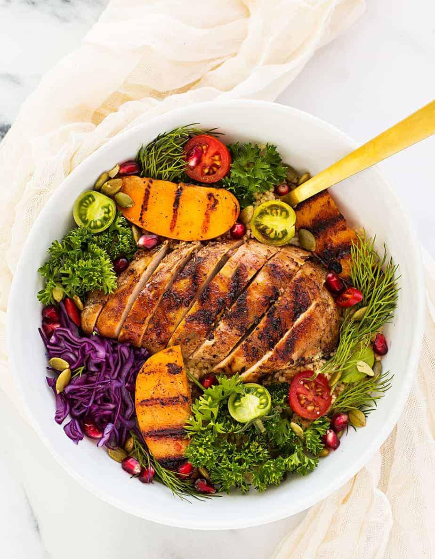 how to cook juicy chicken breast in oven