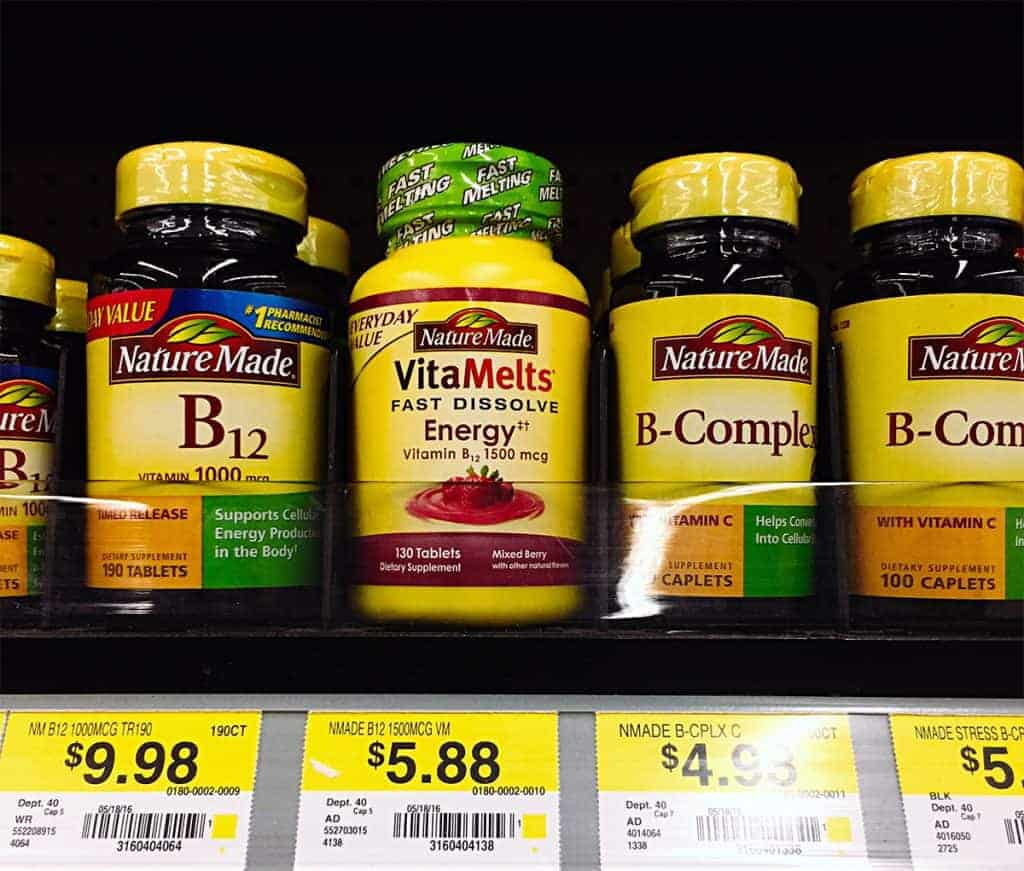 nature made probiotic at walmart