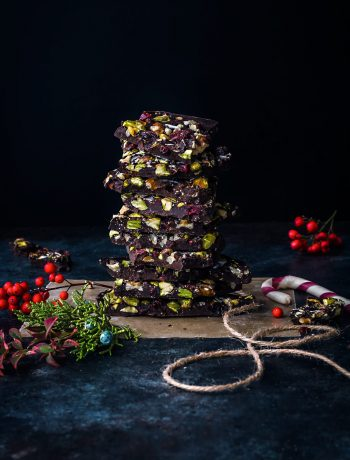 chocolate almond bark recipe