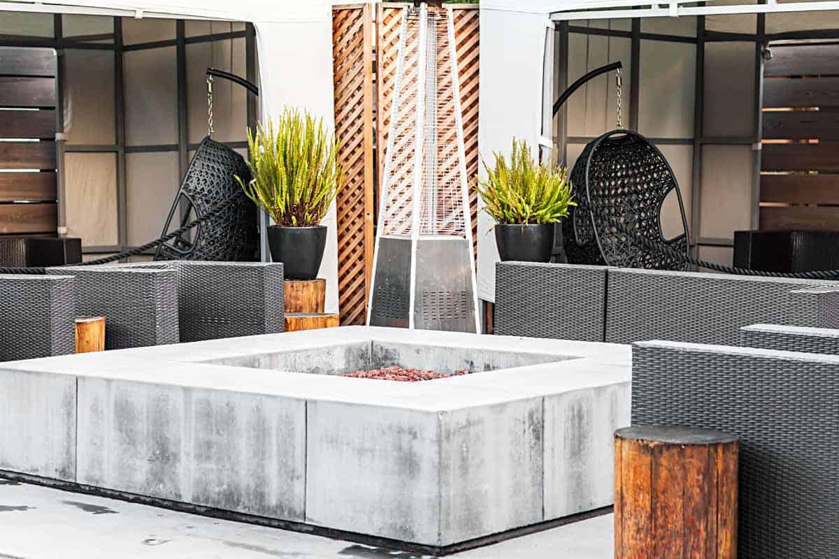hotel paradox pool cabana