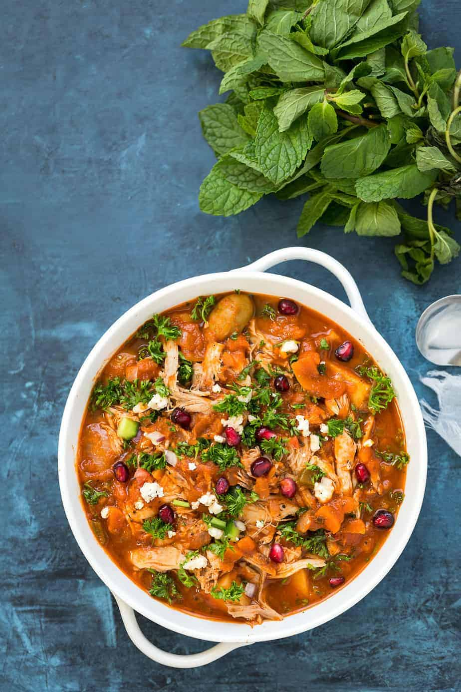 Hearty Chicken Stew Slow Cooker Recipes