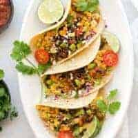 chorizo egg tacos easy breakfast recipes