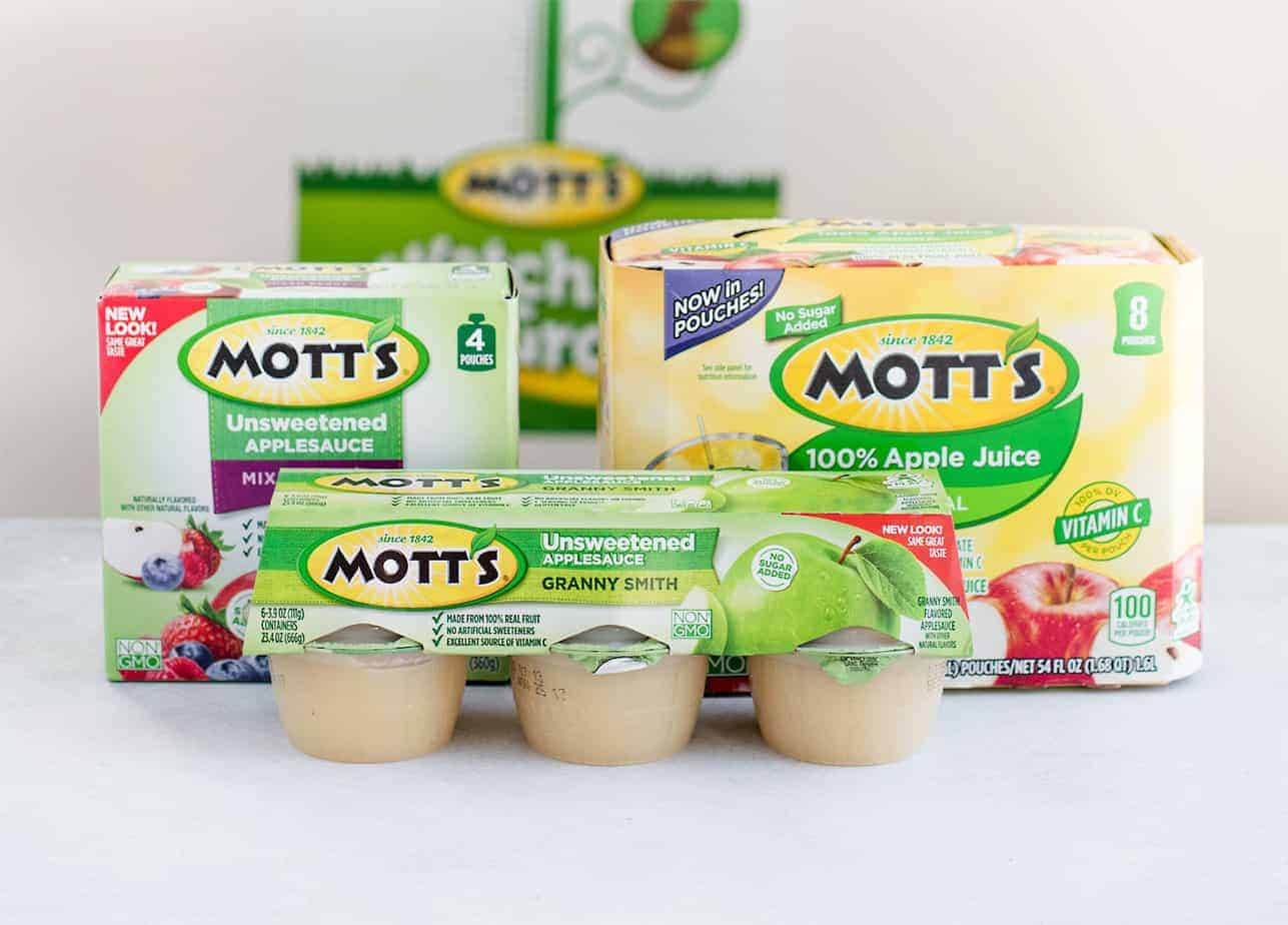 Watch Your Kid Grow with Mott's from Walmart