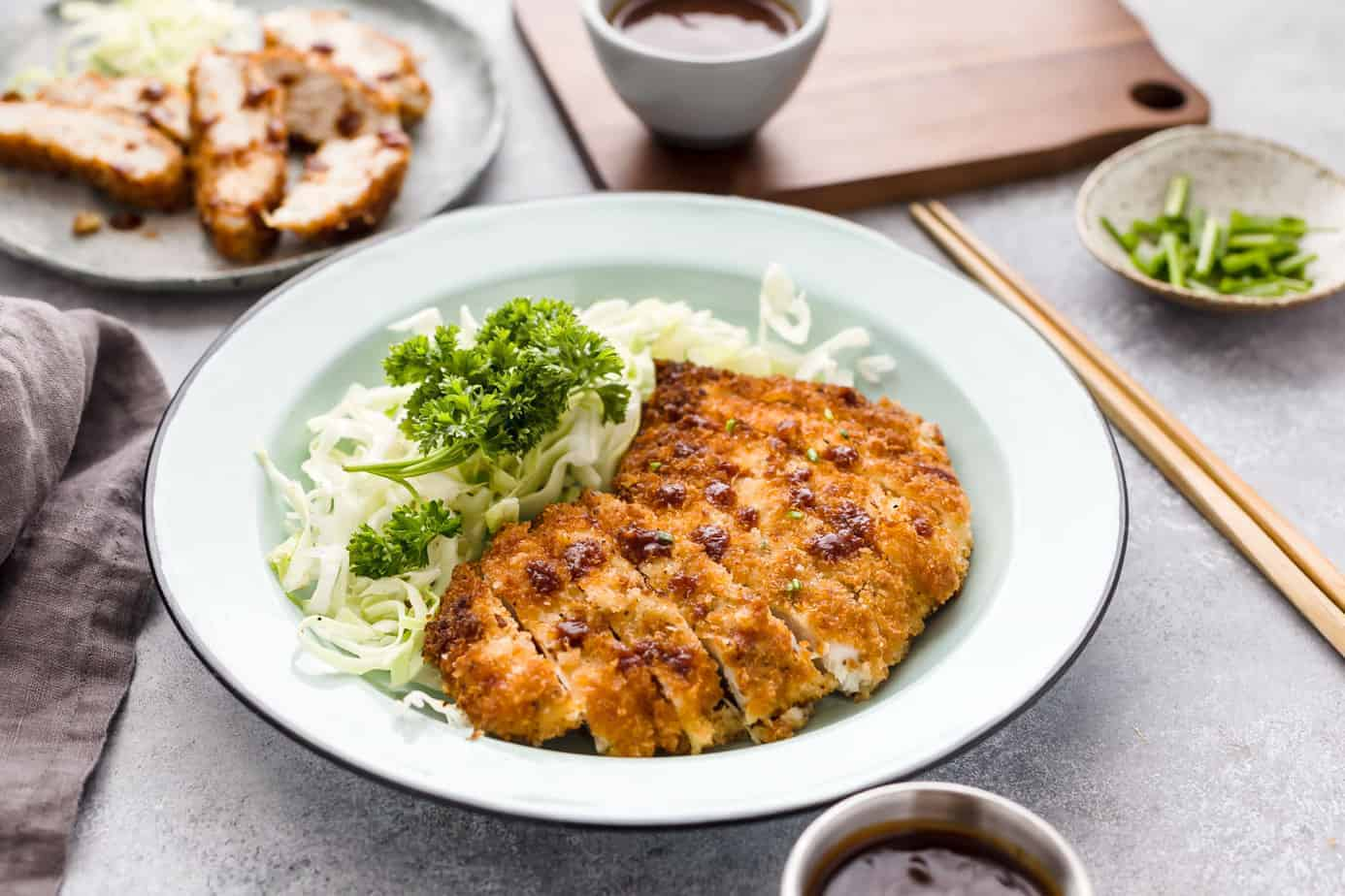 Panko Breaded Chicken Katsu Posh Journal