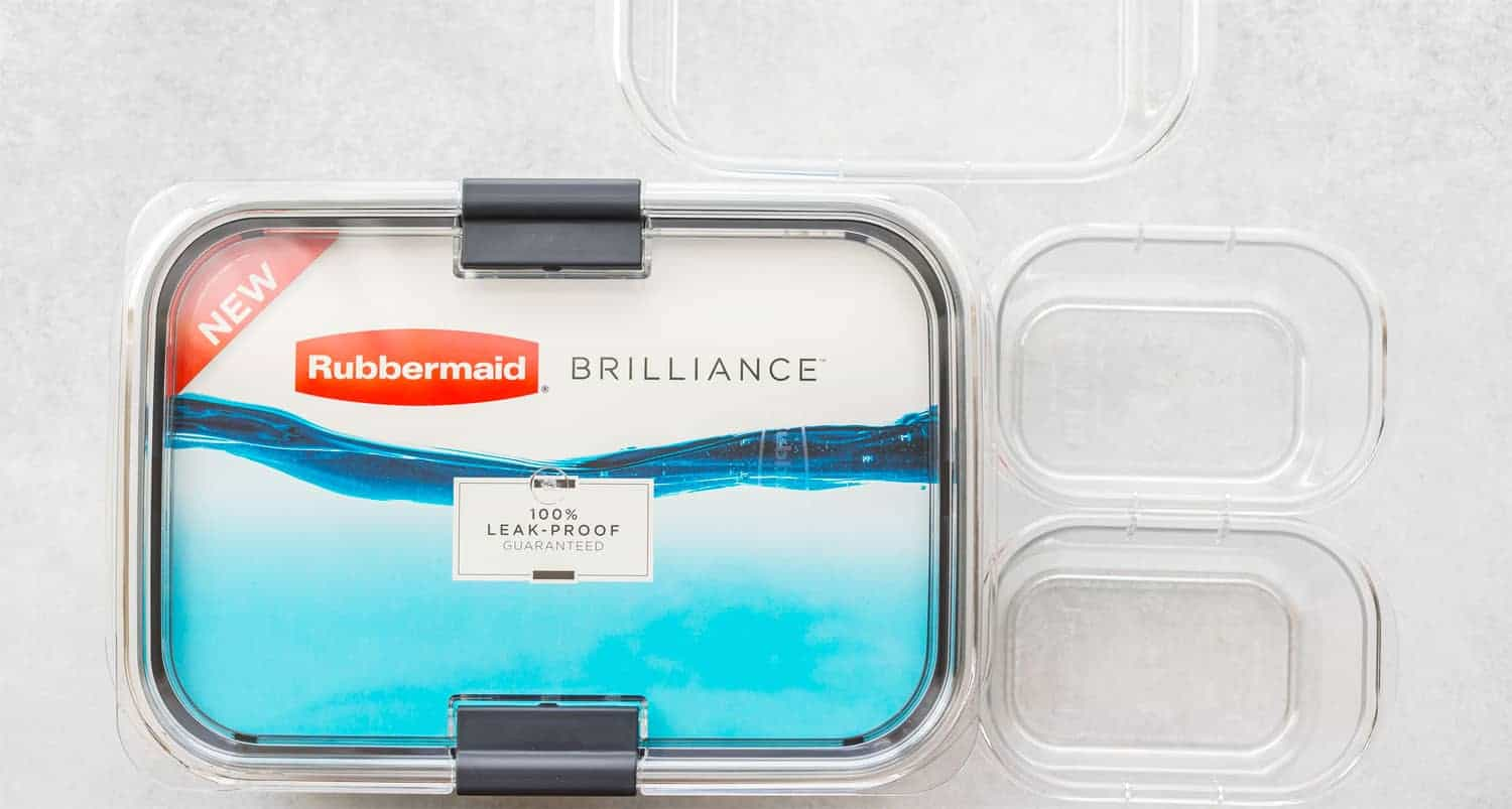 rubbermaid brilliance review