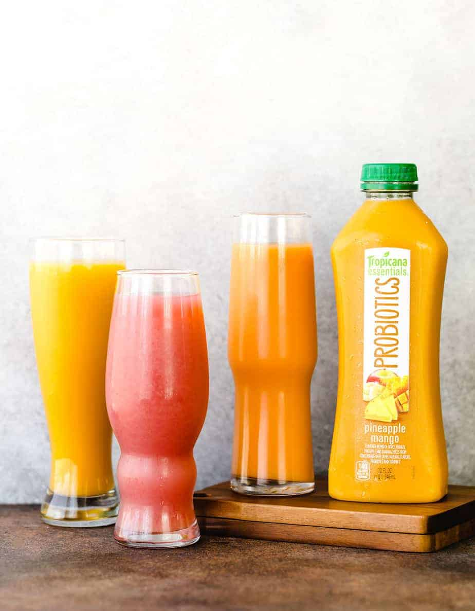 Tropicana Probiotics Drink