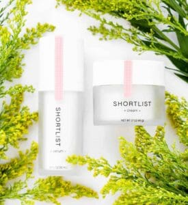 Shortlist Beauty Skincare: Less Is More