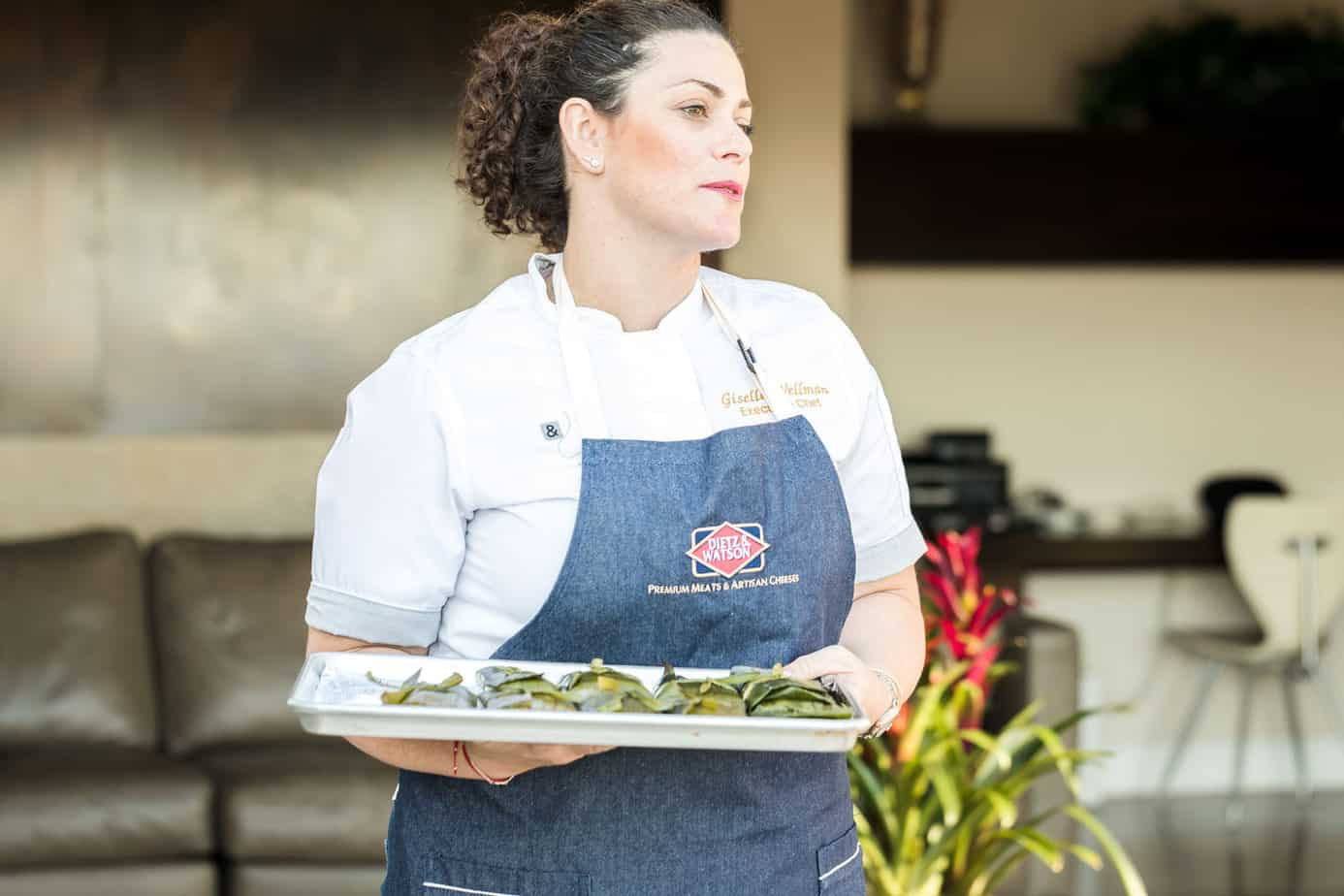 Join #ChooseTheTable with Dietz & Watson and Chef Giselle Wellman