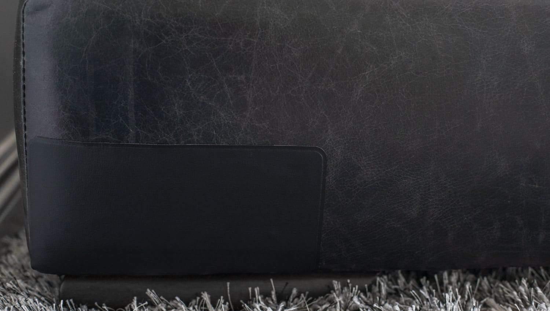 Leather Goods Repair With Mastaplasta Leather Repair Patch