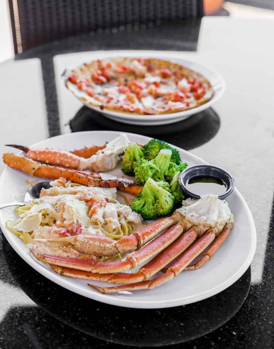 Red Lobster Crabfest 2017 Menu