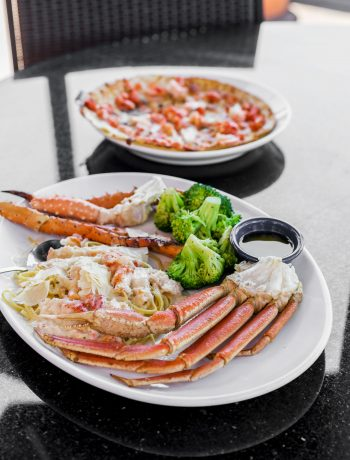 Red Lobster Crabfest 2017 Menu